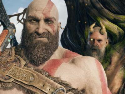 God of War gets comfortable at the top of the UK chart for the fourth week in a row