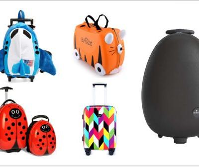 10 Perfect Pieces of Luggage for Kids