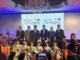 Global tourists start arriving in Malaysia's Terengganu for VTY 2017