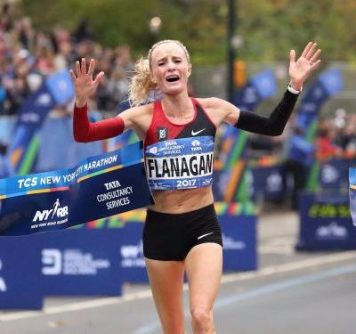 The secret to success is mastering two skills, according to the first American woman to win the NYC marathon in 40 years