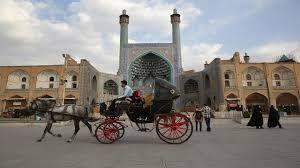 Tourism in Iran is now making a huge comeback
