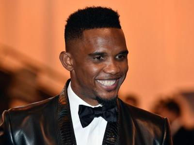 EXTRA TIME: Eto'o, Drogba hang out with Ronaldinho and Puyol in Moscow