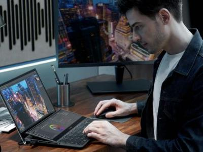 Asus's New Dual Screen Zenbooks Aimed at Creatives Actually Look Practical