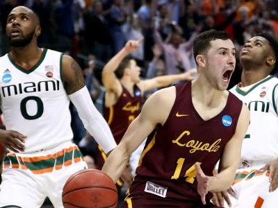 March Madness midday wrap: Miami upset, Gonzaga survives and advances
