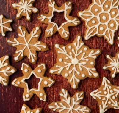 Christmas 2017: 16 vegan Christmas bakes and sweet treats