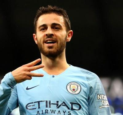 'One of the best players in our team' - Fernandinho heaps praise on Bernardo Silva