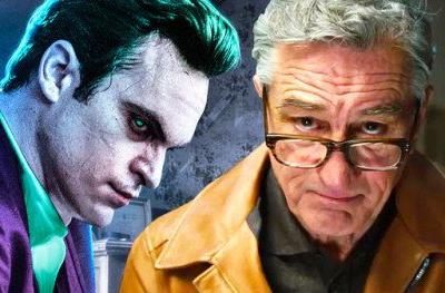 Robert De Niro Officially in Talks for Joker Origin MovieRobert