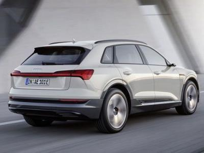 Audi e-tron: From Drawing Board to Reality