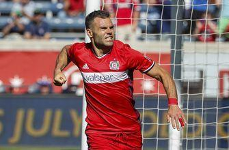 Nikolic increases lead for Golden Boot, Fire top Union 3-2