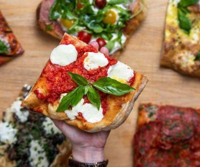 Celebrate Pizza & Pasta Weeks at Eataly