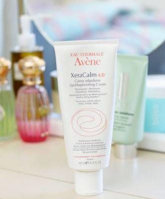 Product Spotlight: Avène XeraCalm A.D Lipid-Replenishing Cream