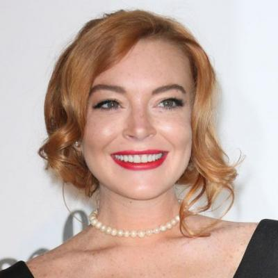 Lindsay Lohan Just Posted a Sneak Peek of Her Upcoming Makeup Line