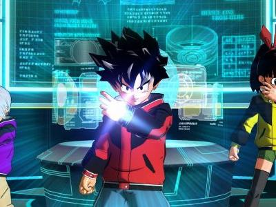 A new Super Dragon Ball Heroes game is coming to PC and Switch this April
