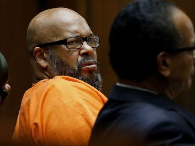 Suge Knight To Get 28-Year Prison Term In Plea Deal Over Fatal Hit-And-Run