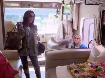 Camping Chaos On Tonight's Real Housewives Of Beverly Hills!