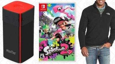 Nordstrom's Anniversary Sale, Travel Router, Splatoon 2, and the Rest of Friday's Best Deals
