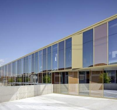 Office Building Jolimont / 2b architectes
