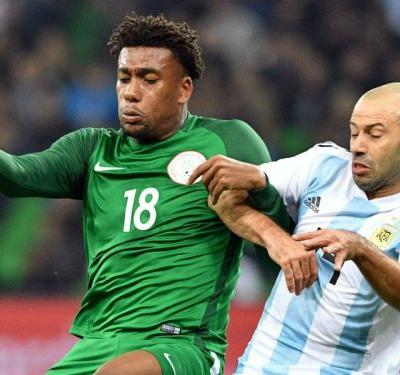 World Cup 2018: Draw pairs Nigeria with Argentina, Iceland and Croatia