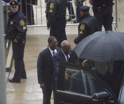 First Photo Of Bill Cosby In Handcuffs Emerges After Sentencing - See The Pic