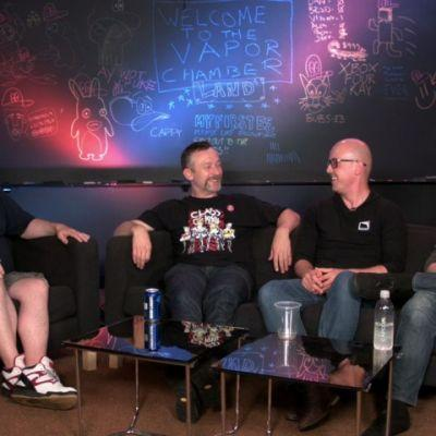 Nite Three at E3 2017: Andy Salisbury, Michael de Plater, and Tim Turi