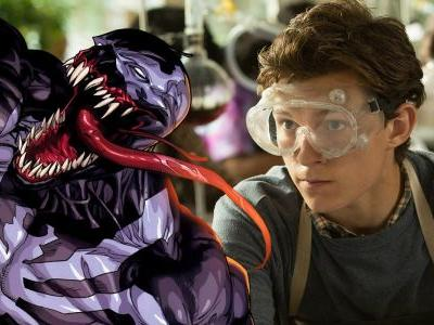 Tom Holland Wants His Spider-Man To Take On Venom In The MCU