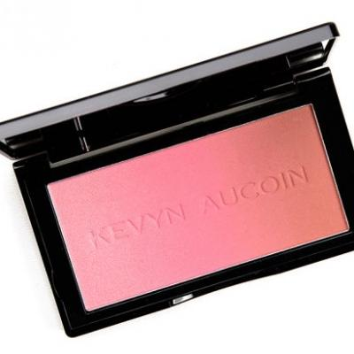 Kevyn Aucoin Pink Sand The Neo-Blush Trio Review, Photos, Swatches
