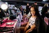 Winnie Harlow's Victoria's Secret Fashion Show Debut Will Give You Chills
