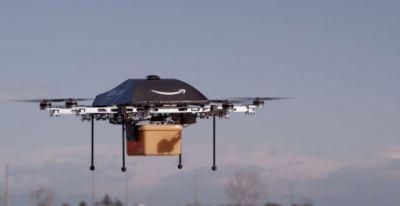 Amazon is opening a drone research center in France to boost its Prime Air service