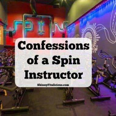 Confessions Of A Spin Instructor