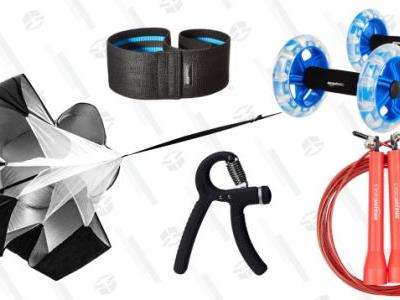 Build Your Own Home Gym With Up to 20% off Amazon Basics Fitness Gear