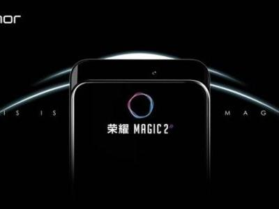 Honor Magic 2 with Kirin 980, 8GB RAM gets certified by TENAA