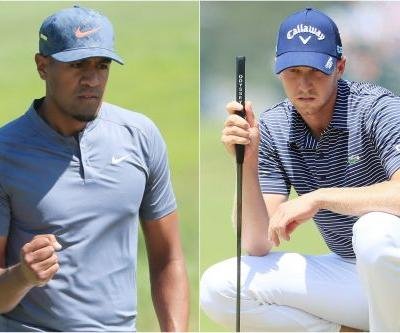 Two golfers now sitting pretty thanks to chaos at US Open
