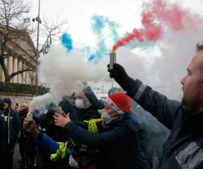 France to announce delay on fuel tax hike after violent riots: report