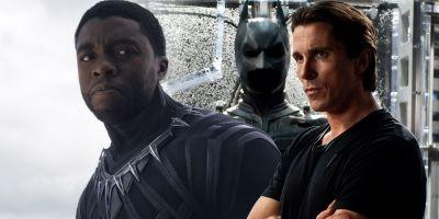 The Dark Knight Trilogy Recut as Black Panther-Style Trailer