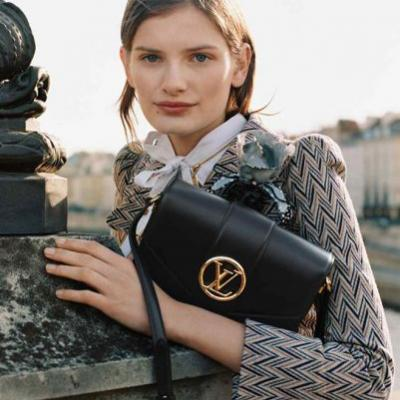 The Pont Neuf of Paris Inspires an All-New Louis Vuitton Leather Collection