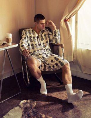 Chad White in Dolce&Gabbana for GQ Style Russia Spring
