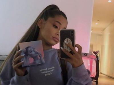Ariana Grande Replaced Her Engagement Ring With Something Way Better