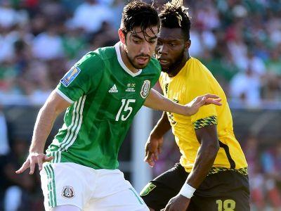 Mexico 0 Jamaica 1: Late Lawrence stunner sinks defending champions