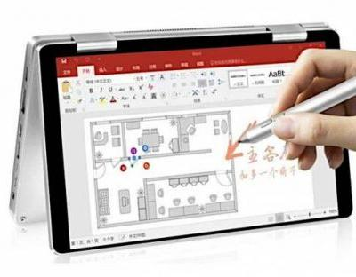 One Mix 3 convertible mini laptop grows up with larger screen
