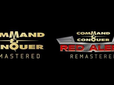 Command & Conquer Remastered Revealed by EA, Red Alert Next