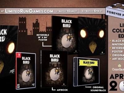 SwitchArcade Round-Up: 'Black Bird' Goes Physical, 'Towertale' and Today's Other New Releases, the Latest Sales Featuring Ubisoft Titles and More