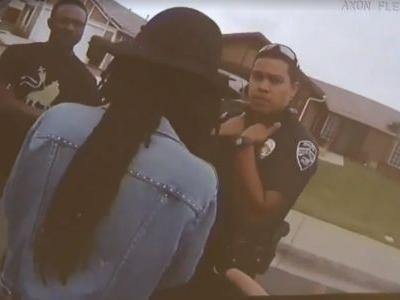 Video: Police confront black Airbnb guests after neighbor suspects they are burglars