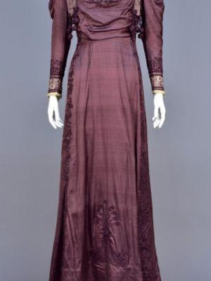 Afternoon Dress1900s-1910sWhitaker Auctions