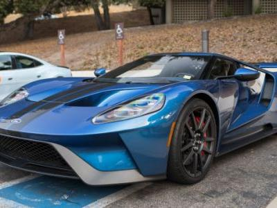 So Another 350 Ford GTs Are on the Way