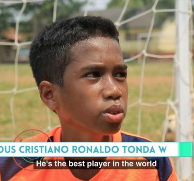 WATCH: Generation Ronaldo