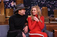 Faith Hill and Tim McGraw Share Intimate Stories and Play 'Search Party' on 'The Tonight Show'