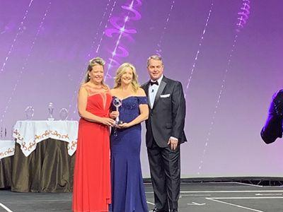 Long & Foster Honored With Achievement Awards at LeadingRE Global Real Estate Conference in Las Vegas