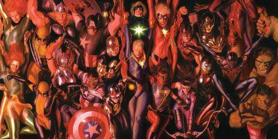 Marvel Unites Its Greatest Heroes in GENERATIONS Event