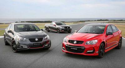 Holden Sends Off The Commodore With Its Most Hardcore Special Editions Yet
