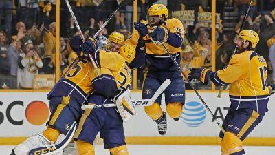 Predators advance to Stanley Cup Final with win over Ducks